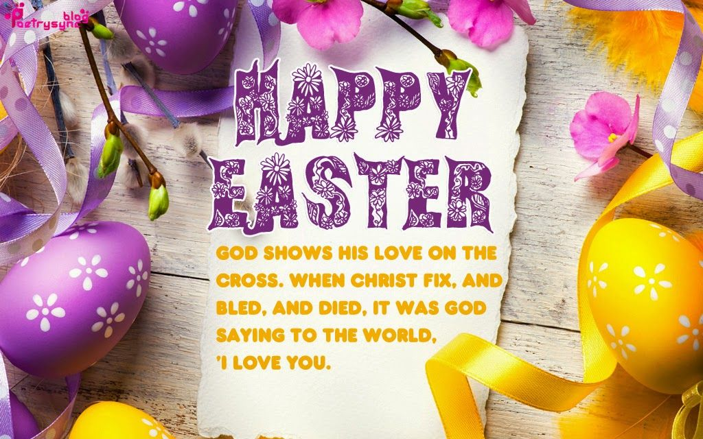 Happy Easter Day Quotes With Wishes