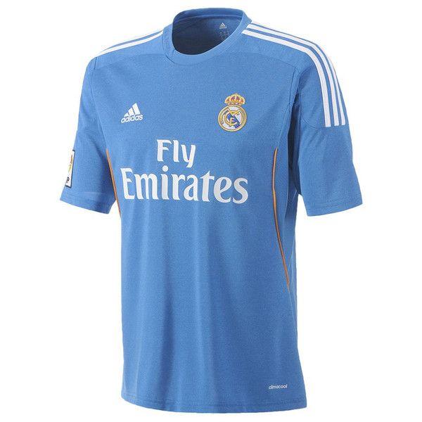 f88b4c07c Jersey Adidas Real Madrid Azul Cielo