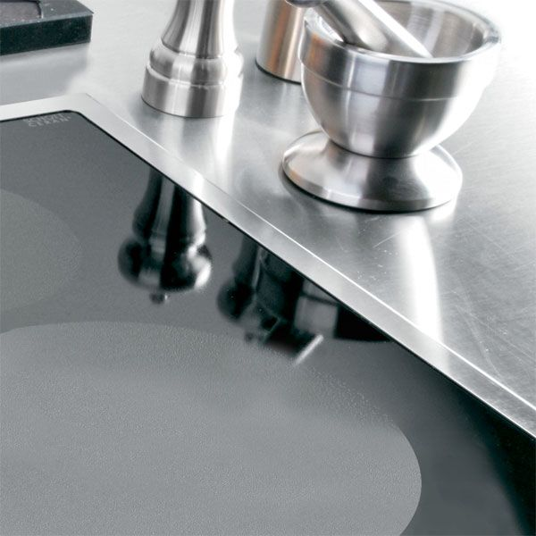 Read the Installation Instructions when shopping for a high-powered cooktop induction unit