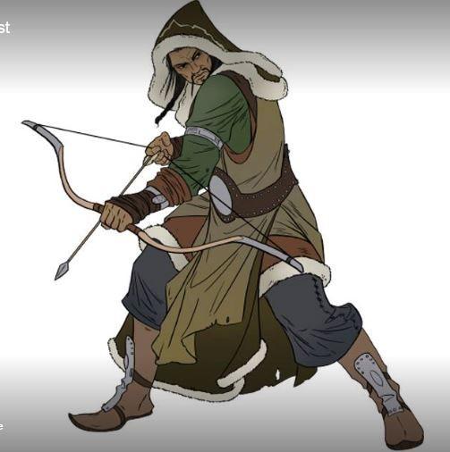 TRAVIAN Hun Archer | Travian in 2019 | Military units, Art