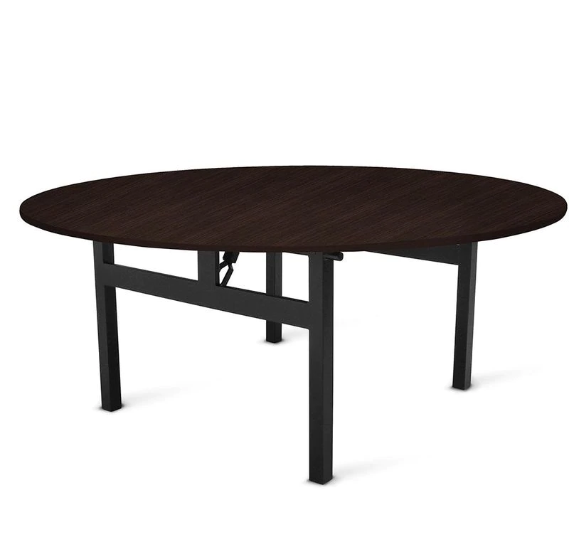 Mity Lite Reveal Linenless 72 Inch Round Round Table Lct 72 In