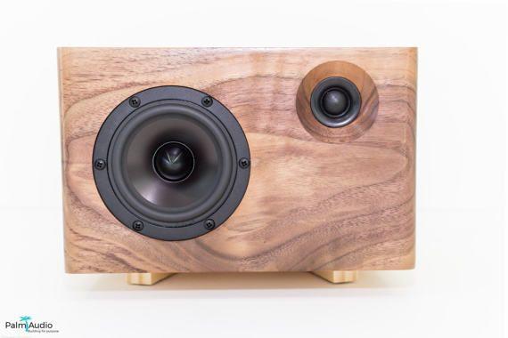 Bluetooth Speaker - Handmade Walnut  **FREE SHIPPING**