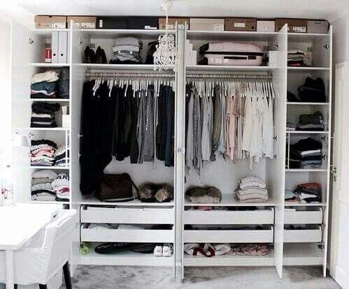 Traum-Kleiderschrank | Home | Pinterest | Room, Room ideas and Room ...