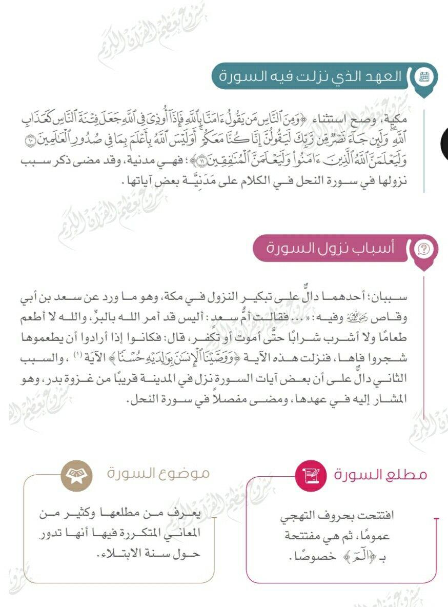 Pin By Kami Ziane On بطاقات التعريف بسور القرآن الكريم Wwi