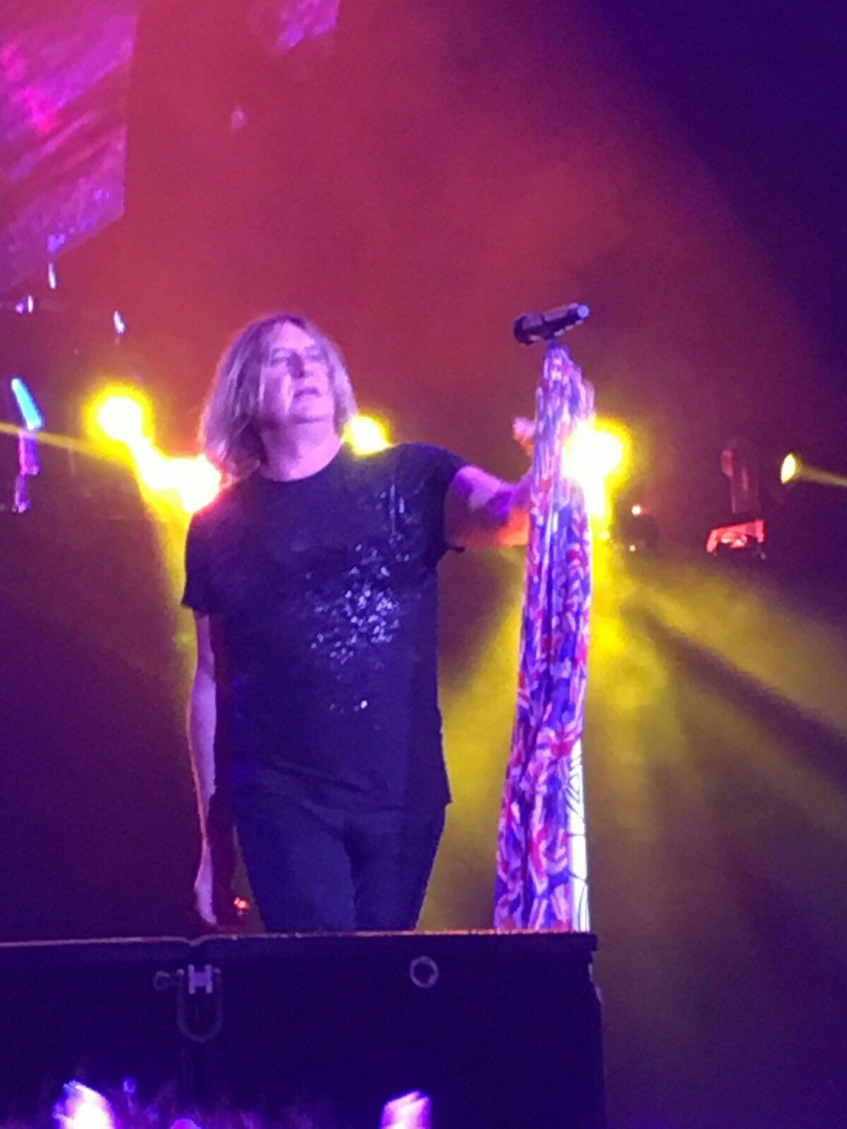 2016 St Louis Concert 2016 Def Leppard Meet And Greet Concert