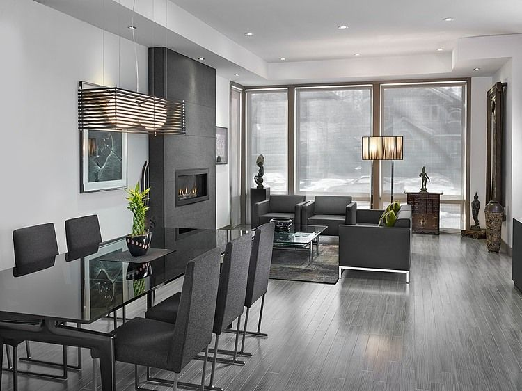 Contemporary Residence By Habitat Studio Workshop Homeadore Stylish Dining Room My Home Design Contemporary Dining Room