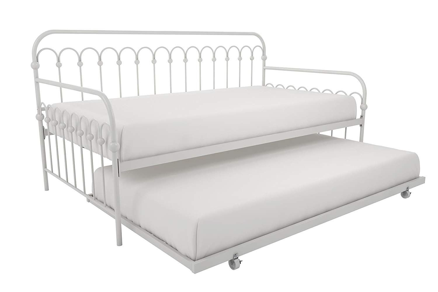 Amazonsmile Novogratz Bright Pop Twin Metal Daybed And Trundle
