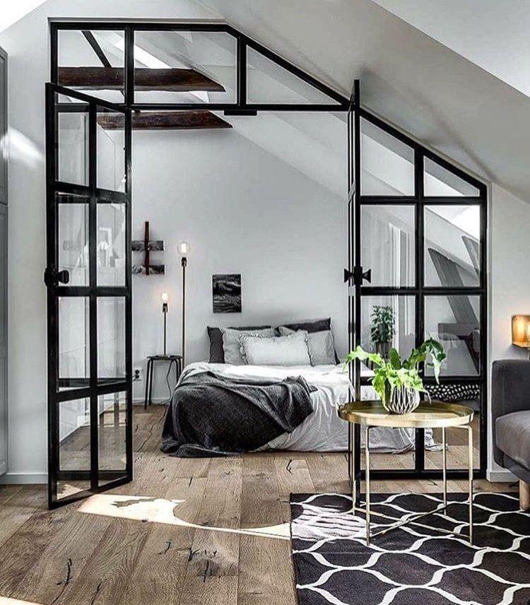 Attic Guest Room Ideas Bedroom Loft Modern Studio