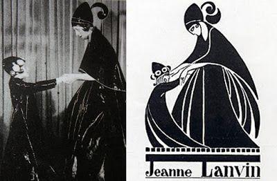 Fashion Boom: A Lanvin conta a história do seu logo através de um lindovídeo! #logo #lanvin #moda #historia