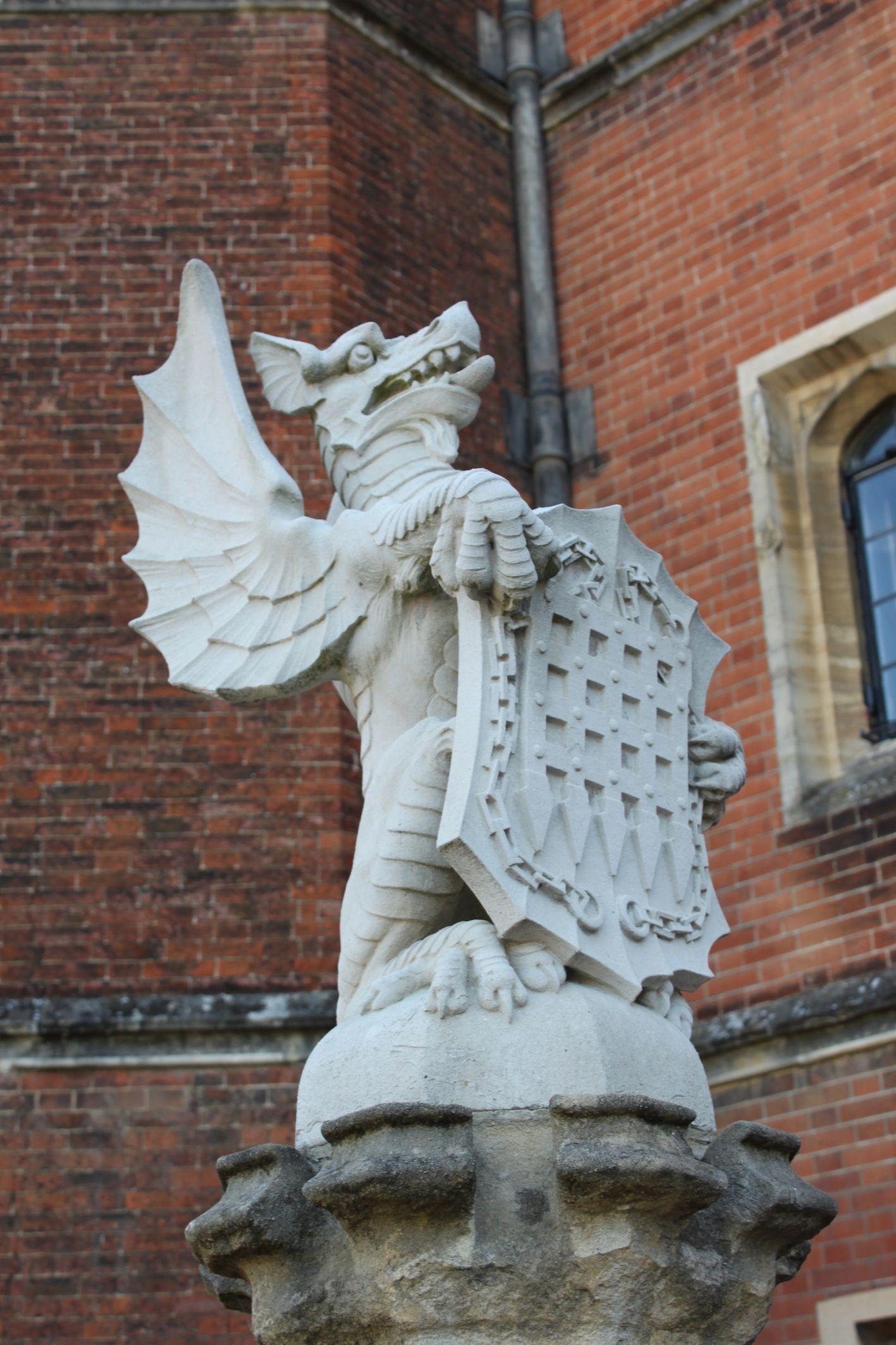 The Tudor Dragon
