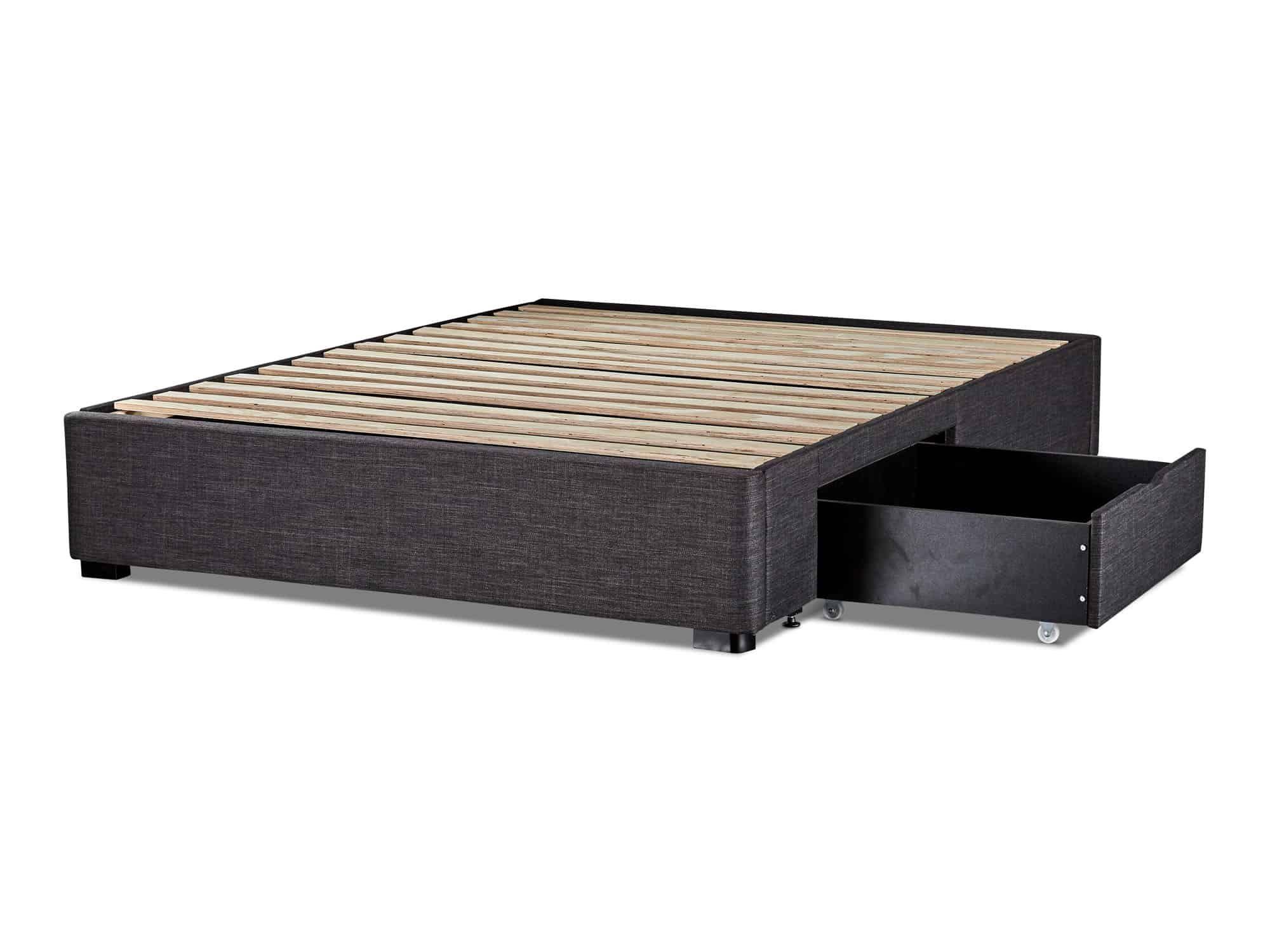 Blyth Queen slat bed frame Bed slats, Slats, Bed