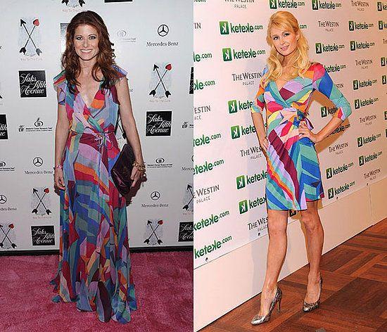 Diane von furstenberg dvf diana gown wrap dress maxi wonder woman ...