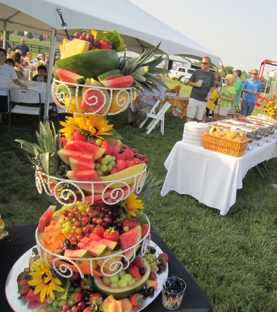 Versailles KY Catering Business Wedding Services BBQ