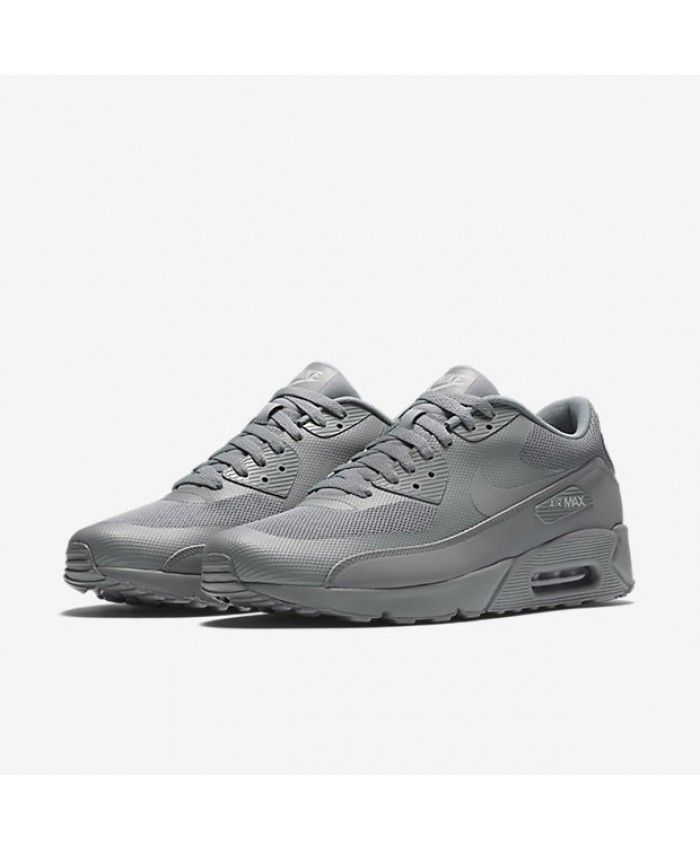 b95d19217d Nike Air Max 90 Ultra 2.0 Essential Cool Grey/Wolf Grey Men's Shoes &  Trainers