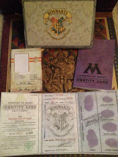 Muggleborn Registration Harry Potter School Harry Potter Decor Harry Potter Crafts