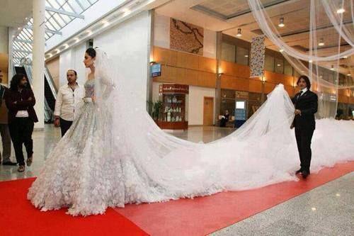 انا العروسه صور اليوميات Via Facebook We Heart It Wedding Dresses Lace Wedding Dresses Bridal