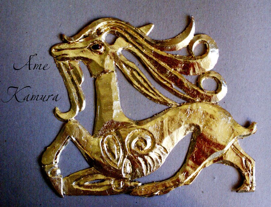 scythian gold by ~AmeKamura on deviantART