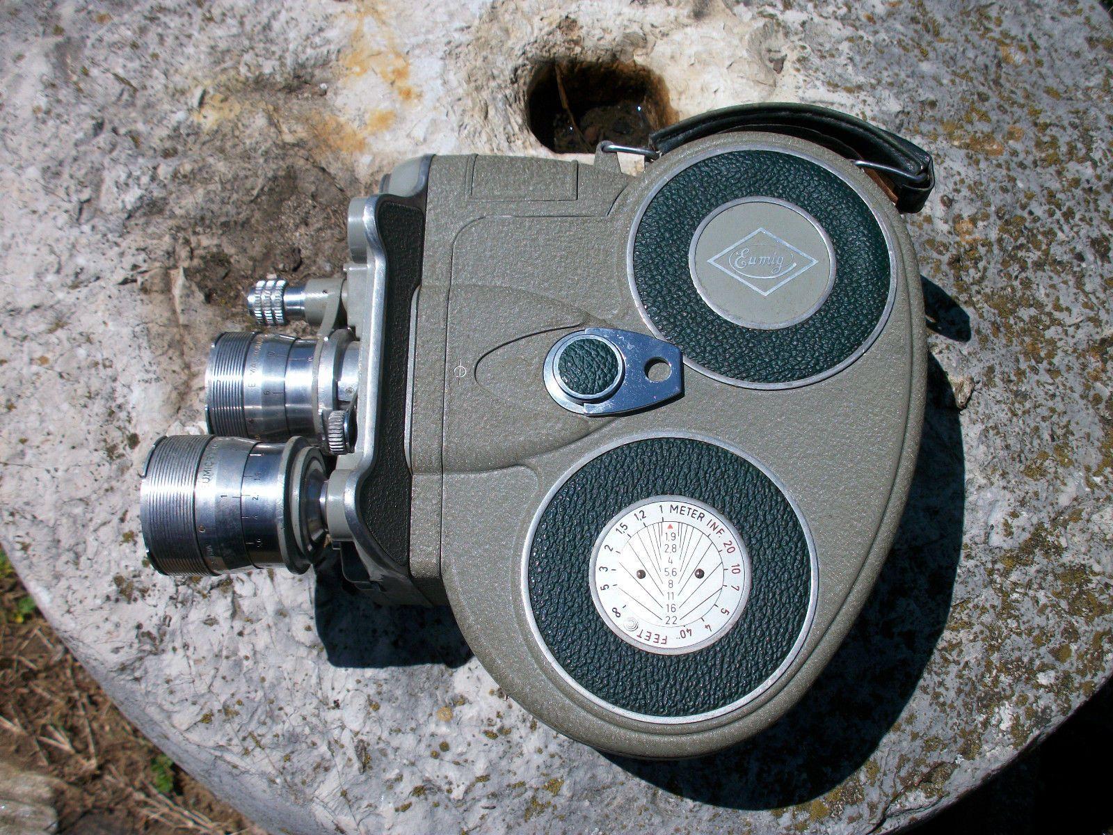 Ancienne Camera Eumig C 16 R 16 MM | eBay
