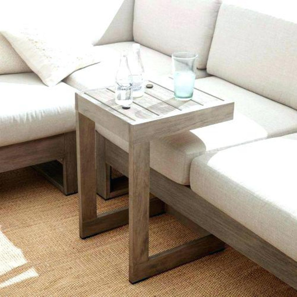 Spectacular Small End Tables That Slide Under Couch Of Couch Side