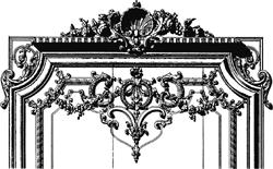 Rococo (architecture) definition of Rococo (architecture) in the Free Online Encyclopedia