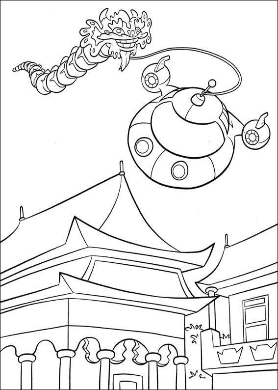Little Einsteins Coloring Pages 47 | Disney Little Einsteins ...