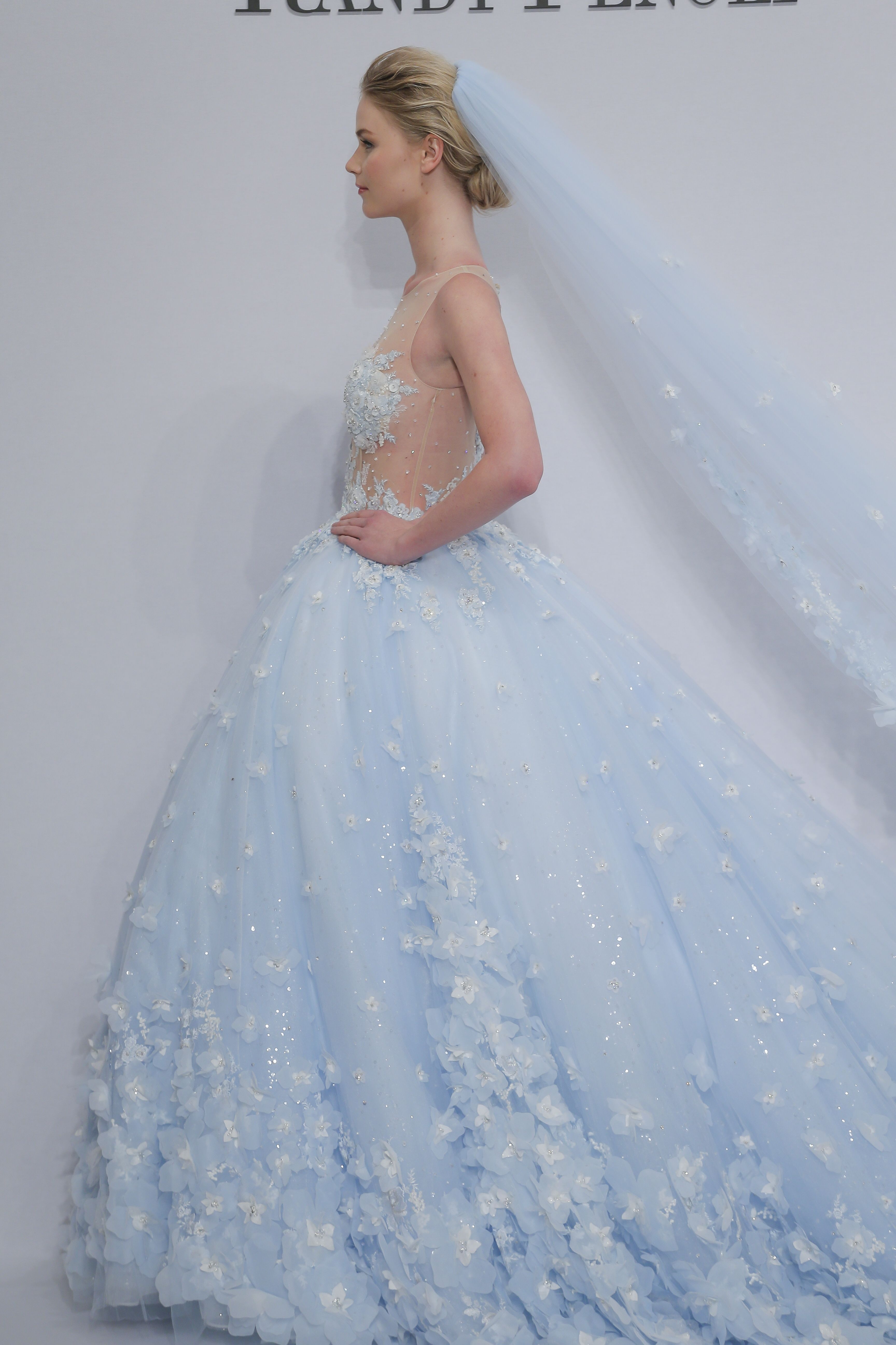 Randy Fenoli Bridal Collection Vestido de casamento