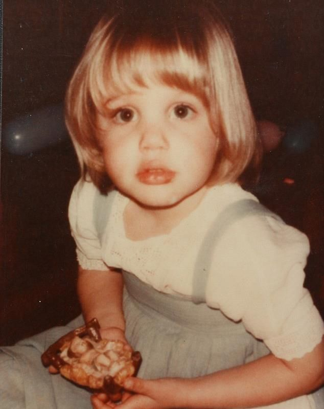 It's time for the daily #CelebrityBabyChallenge!  Can you tell who this gorgeous little lady grew up to be? She comes from a famous family, is married to a bonafied movie STAR, is a doting mother, actress, and sometimes-director and her famous features are envied by millions around the world.   Can YOU tell who she is? Leave your best guesses below!