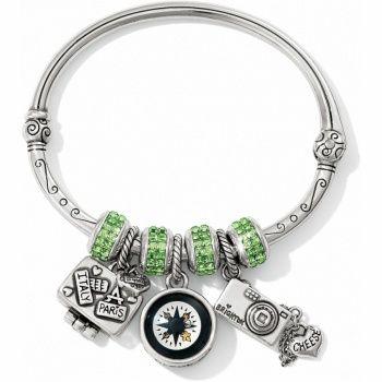 Traveler Charm Bracelet