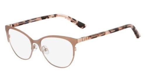 33783d23320 Eyeglasses Calvin Klein CK 7390 780 Rose Gold