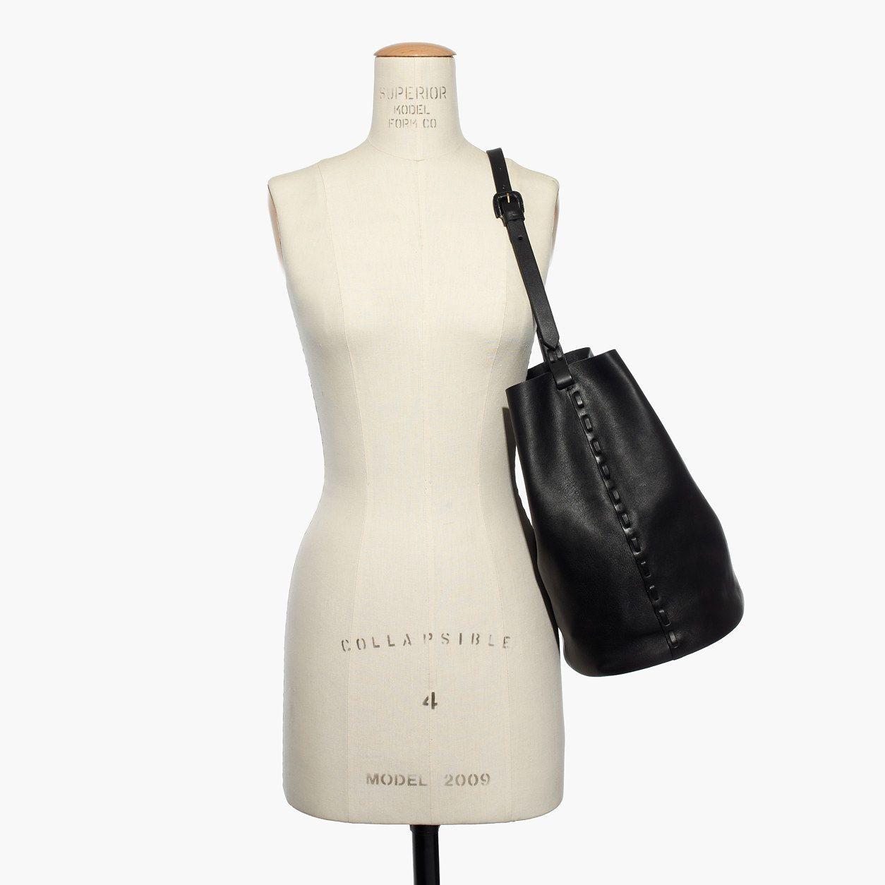 The Marin Hobo Bag : totes | Madewell