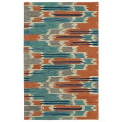 Buy Kaleen Global Inspirations Rectangle Area Rug in Multi - GLB02-86 on sale online