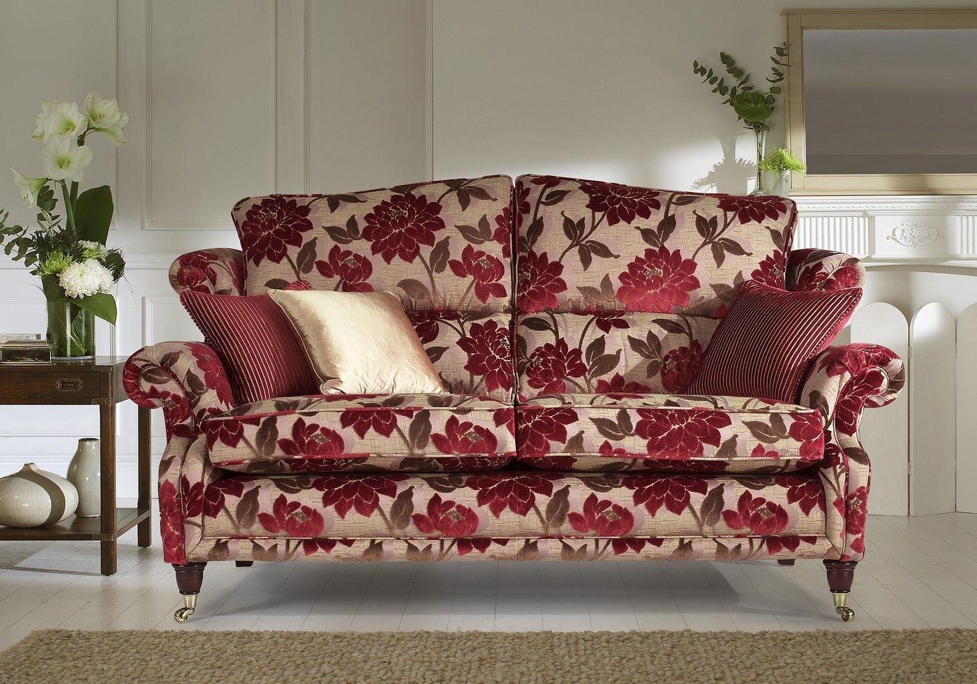 Wade Hollinwell Large High Back Sofa (With images) | Sofa ...