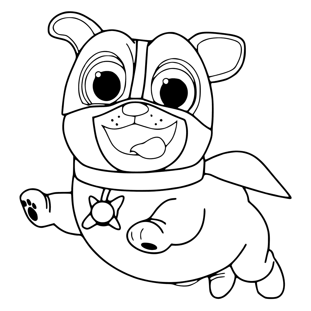 Puppy Dog Pals Coloring Pages Best Coloring Pages For Kids Puppy Coloring Pages Dog Coloring Page Kitty Coloring