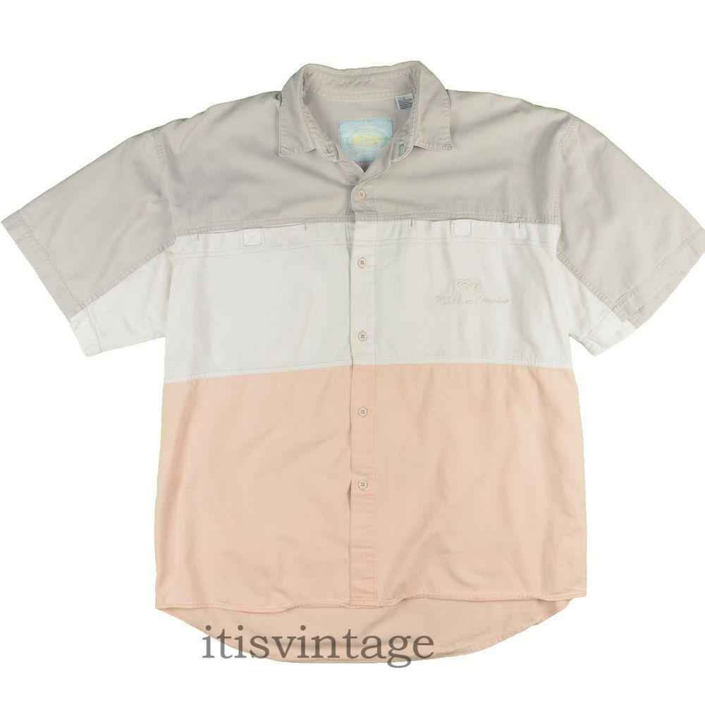 Pacific Coast Highway Shirt Vintage PCH Tropics Color
