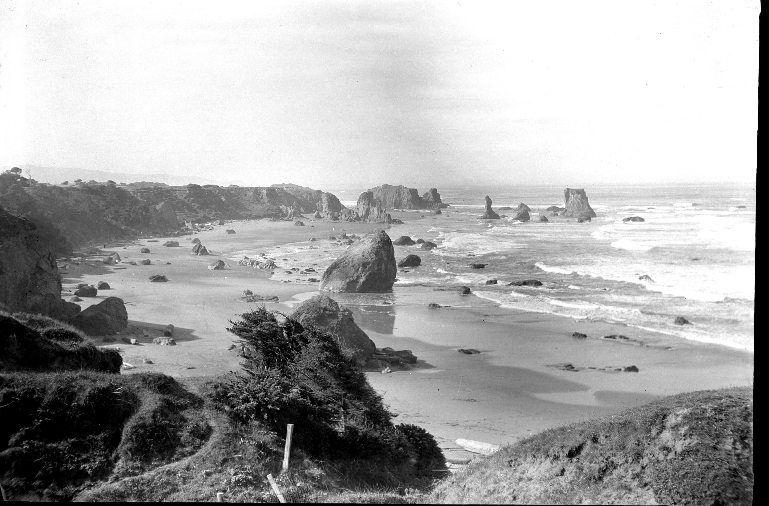 Bandon Oregon Date Unknown