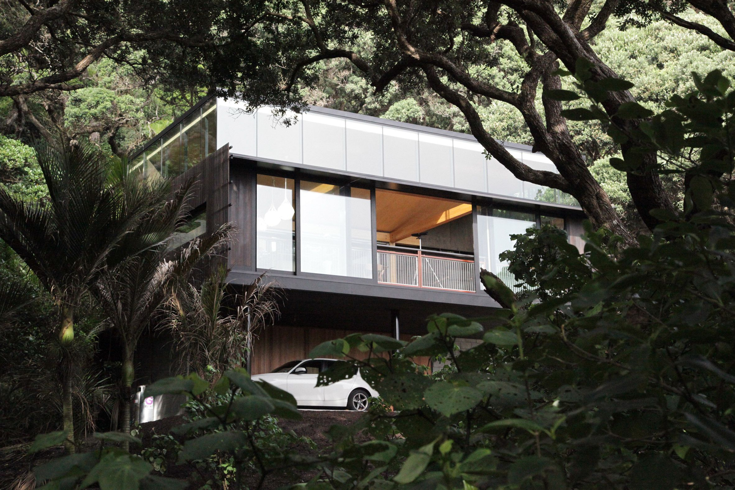 New Zealand Architecture Award By Herbst Architects