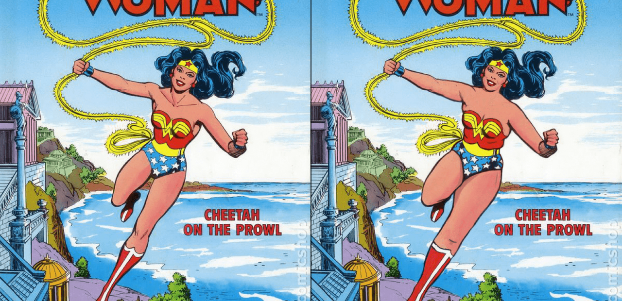 What Your Favorite Comic Book Heroines Would Look Like if They Had Realistic Bodies - Mic
