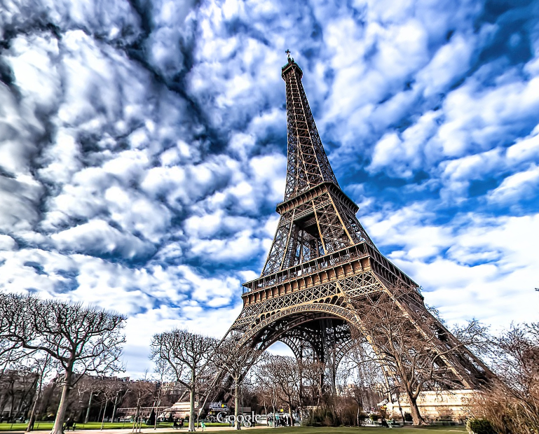 برج ايفل Tower Eiffel Eiffel Tower