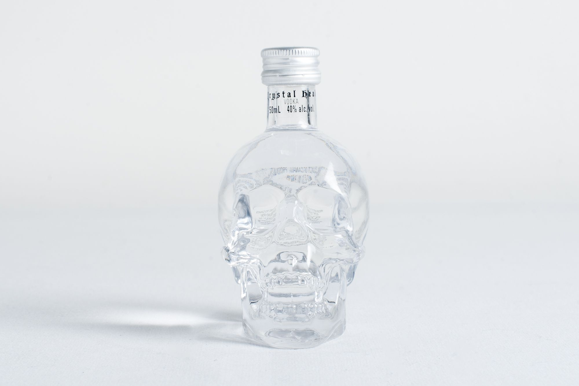 Spirits - Crystal Head Vodka (5cl)