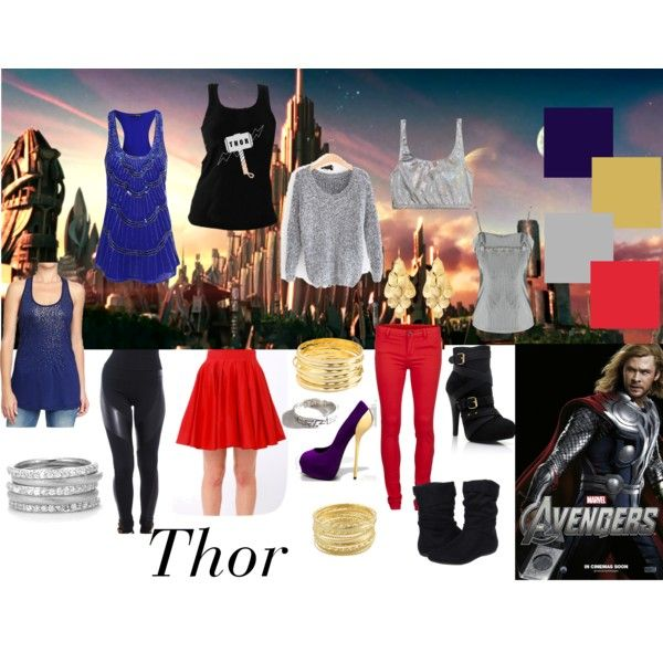 Outfit inspiration of Thor