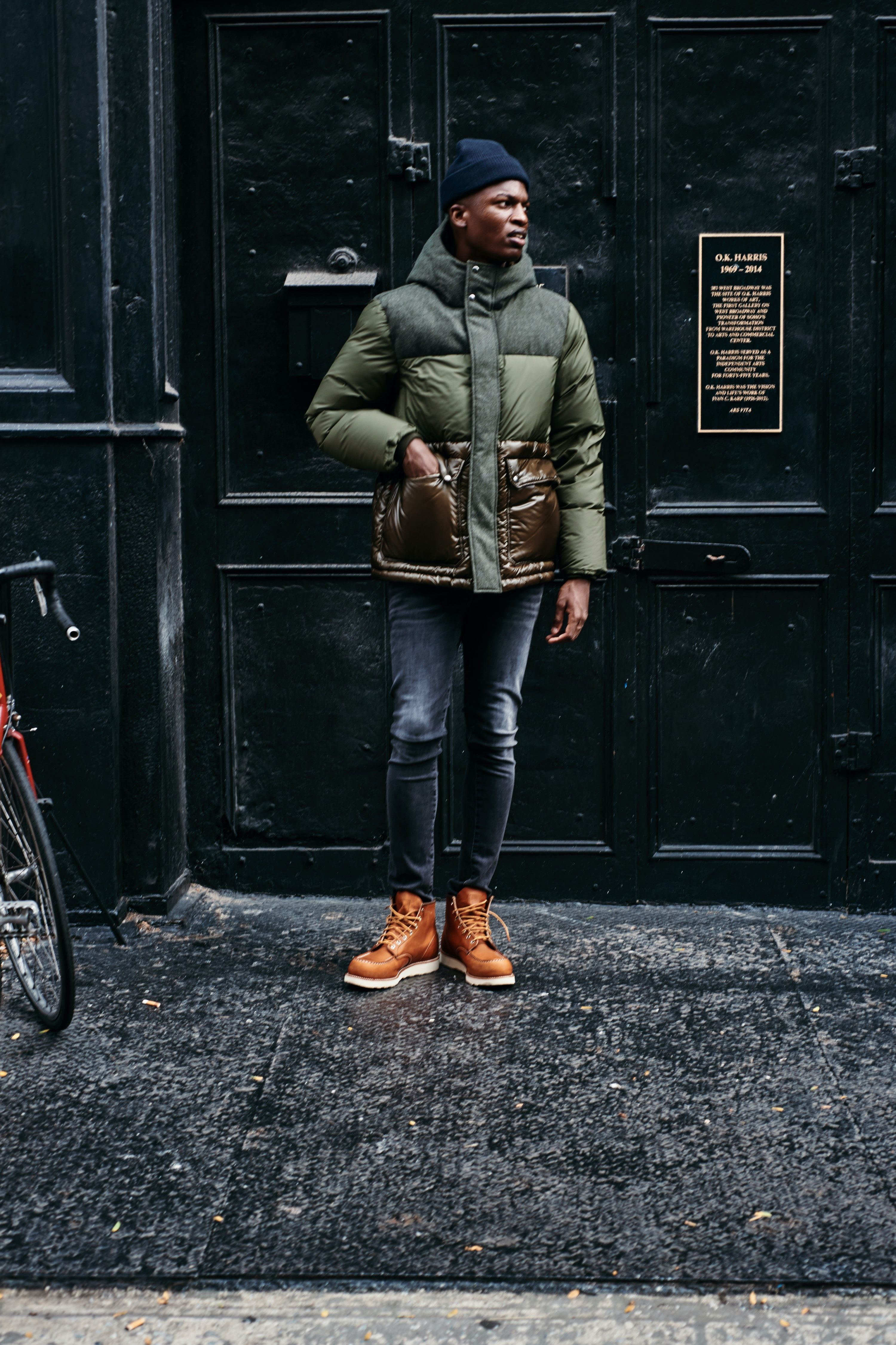 Intarsia Mountain Jacket In 2021 Winter Outfits Men Mens Winter Fashion Men Fashion Casual Outfits [ 4500 x 3000 Pixel ]