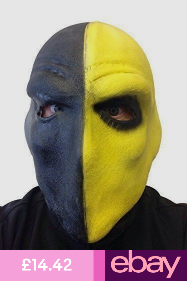Rubber Johnnies Sport & Tactical Protective Face Masks