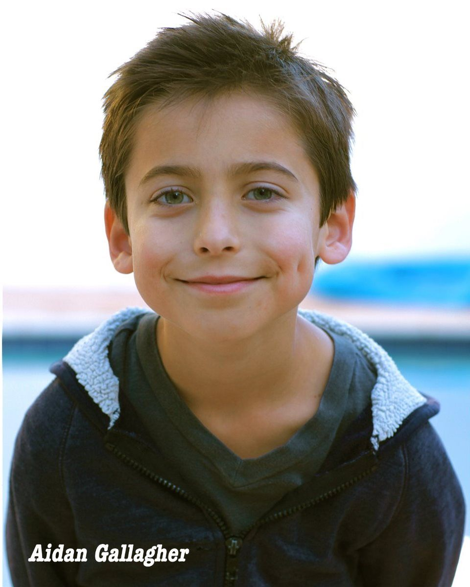 aidan gallagher википедия