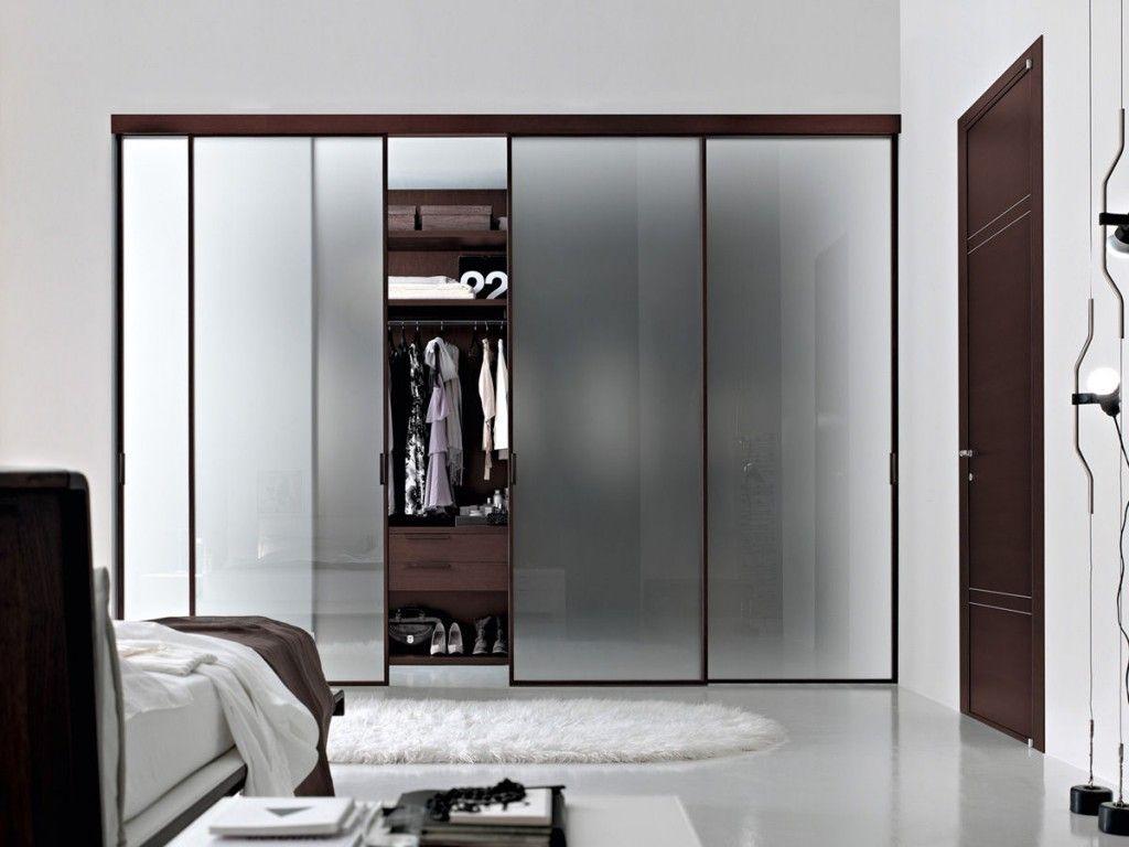 20 Beautiful Glass Walk In Closet Designs  Cabinet
