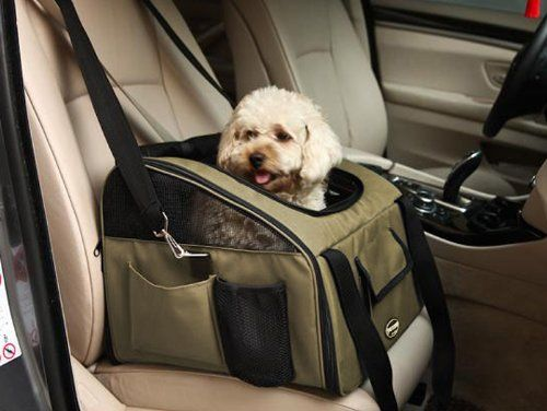 CUSCUS Pet Car Booster Seat and Carrier for Dogs « Pet Lovers Ads