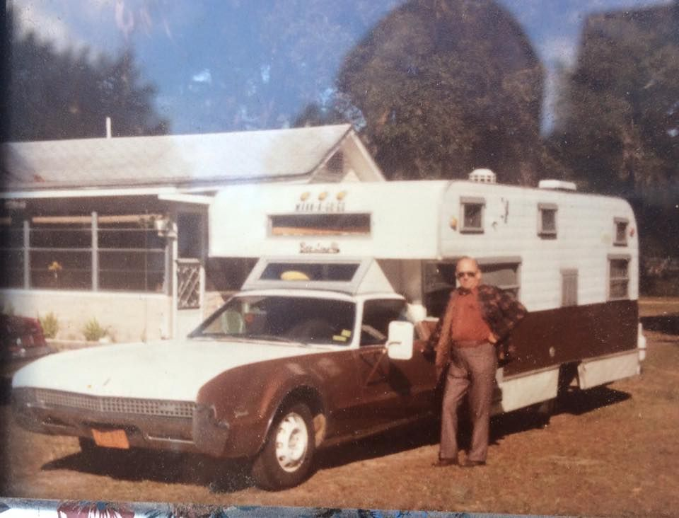 Toranado grafted to a Bee-Line camper, named the Mann-A-Go Go ...