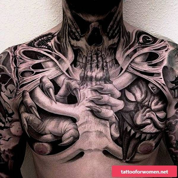 Best Chest Tattoos You Can Opt For Chest Tattoo Men Cool Chest Tattoos Tattoos For Guys