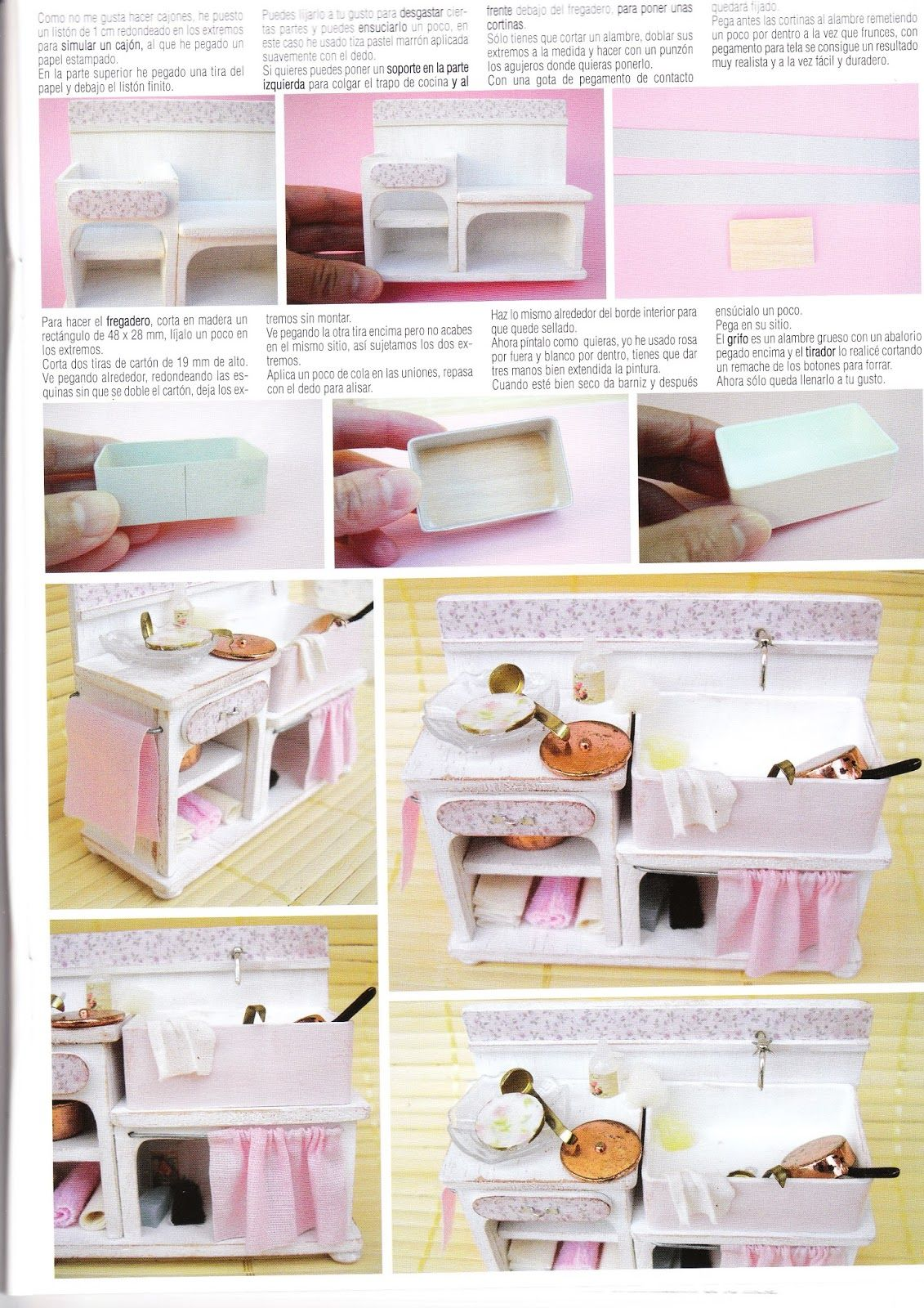 IMG_0004 (1131×1600)   Casa Muñecas   Pinterest   Miniatur,  Puppenhausmöbel Und Puppenstube