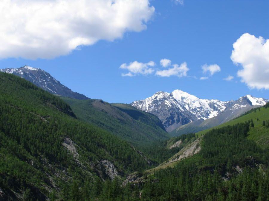 Фото природы, окружающей Ховд в Монголии | Красивые места ...