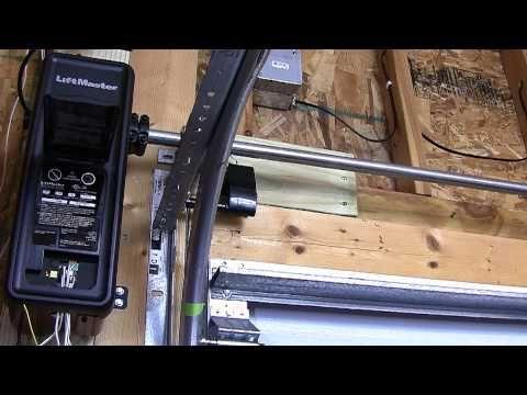 Review Liftmaster 8500 Elite Series Jackshaft Garage Door Opener